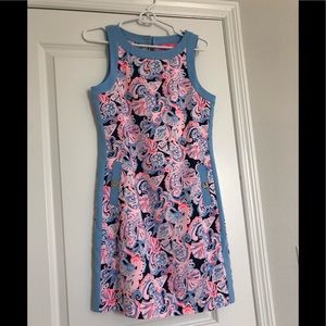 NWT Lilly Pulitzer Angie Shift Dress size 2